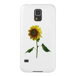 Sunflower Standing Tall Cases For Galaxy S5