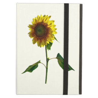 Sunflower Standing Tall iPad Air Cover