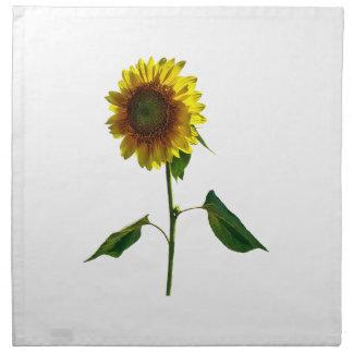 Sunflower Standing Tall Napkin