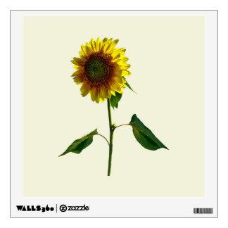 Sunflower Standing Tall Wall Sticker