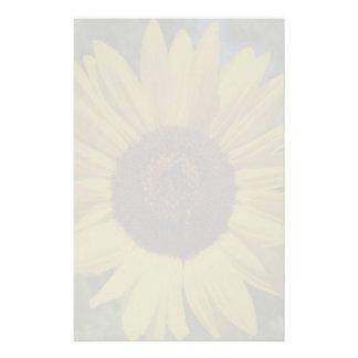Sunflower Stationary Stationery