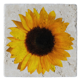 Sunflower Stone Trivet