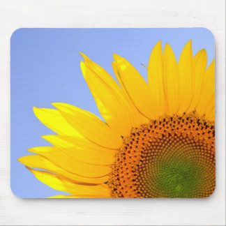 Sunflower Summer Nature Mouse Pad