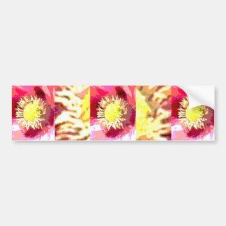 Sunflower Sun Flower Bumper Sticker