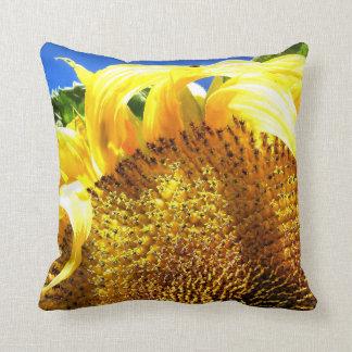 Sunflower Sunrise Pillow