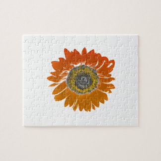 Sunflower Sunshine Jigsaw Puzzle