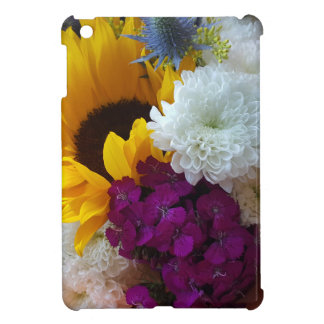 Sunflower Surprise iPad Mini Cover
