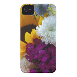 Sunflower Surprise iPhone 4 Covers