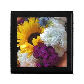 Sunflower Surprise Jewelry Box