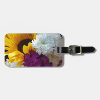 Sunflower Surprise Luggage Tag
