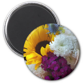 Sunflower Surprise Magnet