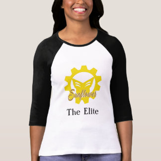 Sunflower:The Elite Shirt (Psycho Pop Playhouse)