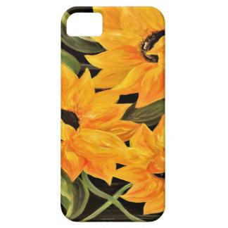 Sunflower Trio iPhone 5 Cases