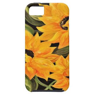 Sunflower Trio iPhone 5 Covers