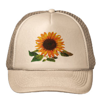 Sunflower Trucker Hat