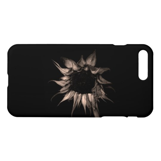 Sunflower Unique Cool Photograph iPhone 7 Plus Case