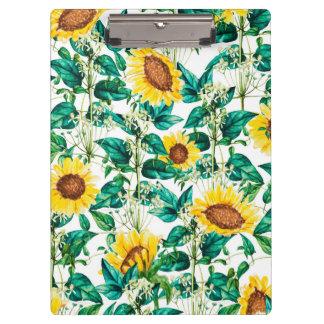 Sunflower Valley Clipboard