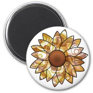 Sunflower Vibes Magnet