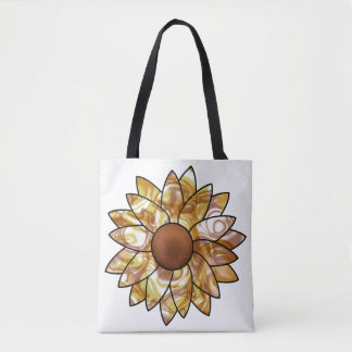 Sunflower Vibes Tote Bag