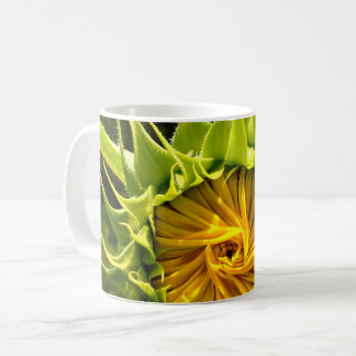 Sunflower Whirl Coffee Mug