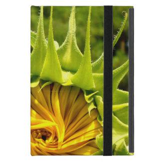 Sunflower whirl covers for iPad mini