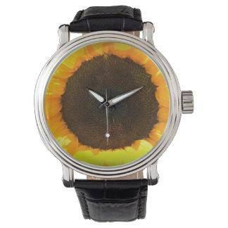 Sunflower Wrist Watches