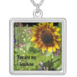 Sunflower - You are my Sunshine Jewelry