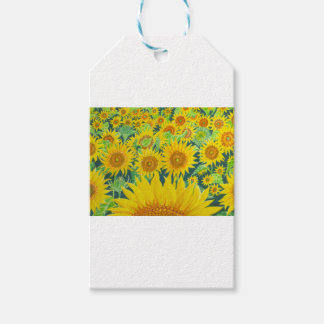 Sunflowers1 Gift Tags
