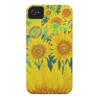 Sunflowers1 iPhone 4 Cover