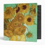 Sunflowers, 1888 binders