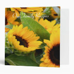 Sunflowers 2 inch Recipes