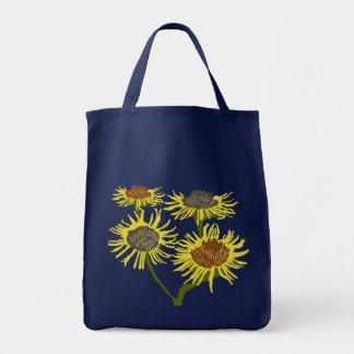 Sunflowers Blossom Modern Designer#2a Tote Bag