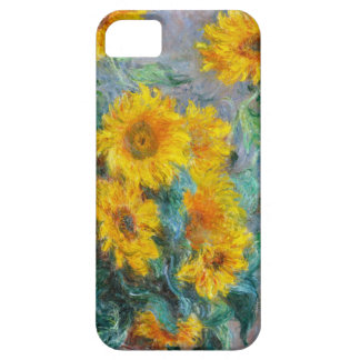 Sunflowers by Claude Monet iPhone 5 Covers
