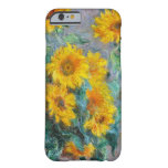 Sunflowers by Claude Monet Barely There iPhone 6 Case