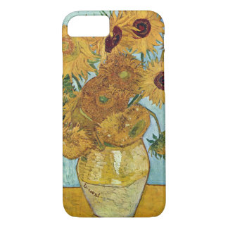 Sunflowers by Vincent Van Gogh iPhone 7 Case