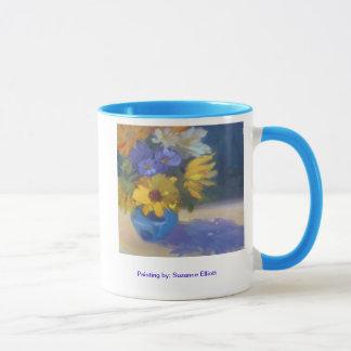 Sunflowers & Daisies Mug