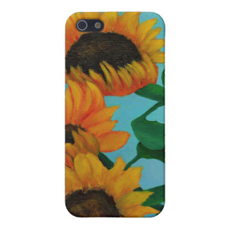 Sunflowers- i phone case iPhone 5/5S cover