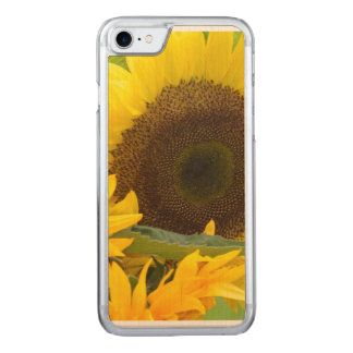 Sunflowers in Bloom Carved iPhone 7 Case