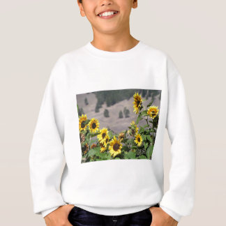 Sunflowers in the Mountains Sweatshirt