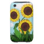 Sunflowers iPhone 3 Tough Case