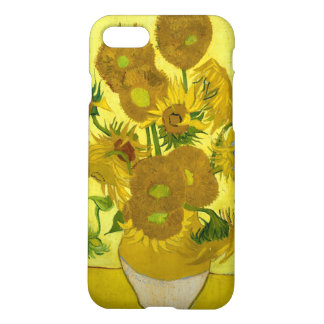 Sunflowers iPhone 7 Case