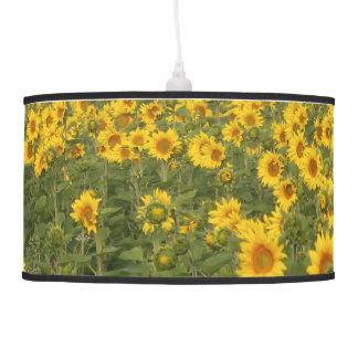 Sunflowers lamp
