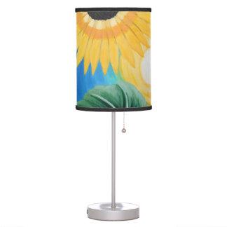 """Sunflowers"" Lamp"