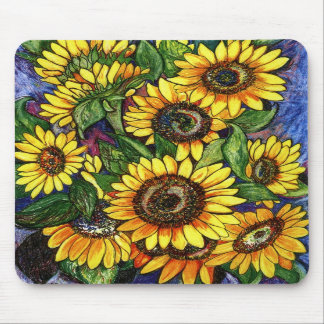 Sunflowers Mousepad