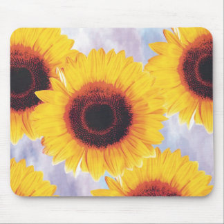 Sunflowers Mouse Pads
