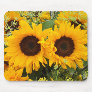 Sunflowers on Mousepad
