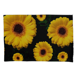 Sunflowers pillowcase