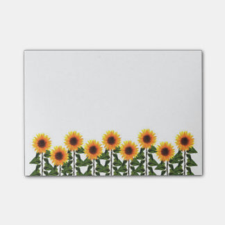 Sunflowers Post-it-Notes Post-it® Notes