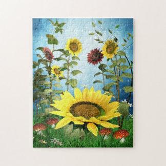 Sunflowers Puzzle