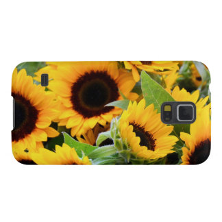 Sunflowers Samsung Galaxy Nexus Barely There Case